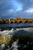 The River Nith, Dumfries