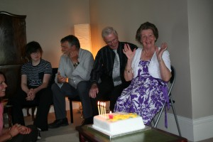 Mum's 80th Birthday celebrations!