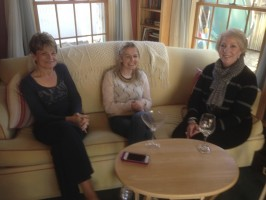 Claudia, Susan and Nancy